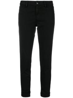 J Brand джинсы средней посадки Anja