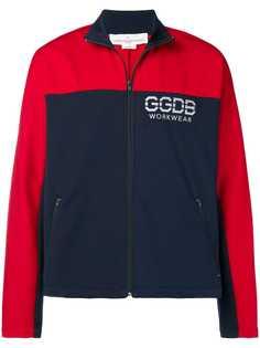 Golden Goose трикотажная куртка
