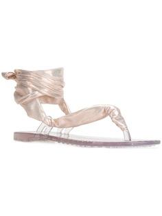 Casadei сандалии с завязкой на щиколотке