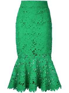 Bambah кружевная юбка годе