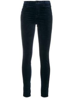 J Brand брюки скинни Maria с высокой талией