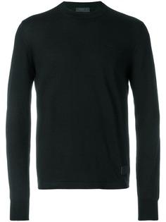 Prada пуловер с длинными рукавами
