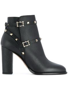 Valentino Garavani ботинки Rockstud