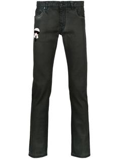 Fendi джинсы кроя слим Karlito
