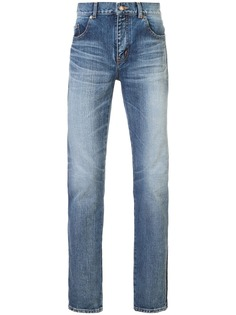 Saint Laurent классические джинсы