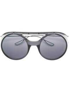 Dita Eyewear солнцезащитные очки Nacht в круглой оправе
