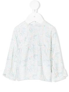 Tartine Et Chocolat блузка с цветочным принтом