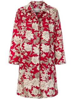La Doublej пальто с цветочным рисунком