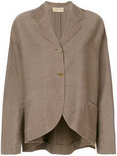 Romeo Gigli Pre-Owned пиджак с длинным рукавом