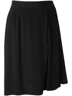 Yves Saint Laurent Pre-Owned юбка с запахом