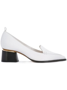 Nicholas Kirkwood туфли-лодочки Beya на наборном каблуке