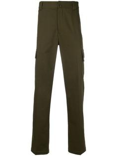 Lanvin прямые брюки
