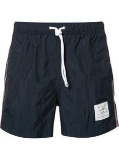 Thom Browne шорты для плавания с полосами
