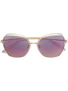 Bolon солнцезащитные очки-бабочки