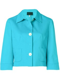 Dolce & Gabbana Pre-Owned облегающая куртка