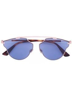 Dior Eyewear солнцезащитные очки So Real