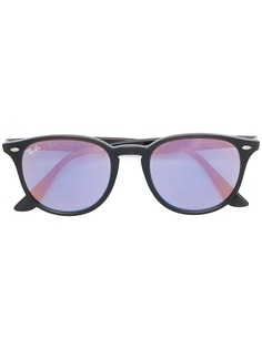 Ray-Ban солнцезащитные очки в округлой оправе