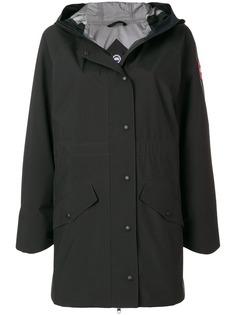 Canada Goose пальто с капюшоном