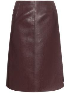 We11done юбка с запахом с завышенной талией