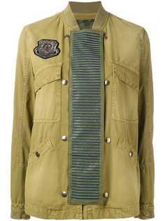 Mr & Mrs Italy куртка-бомбер с отделкой