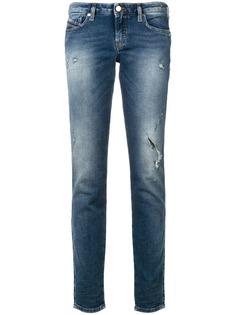 Diesel состаренные джинсы Graceyene