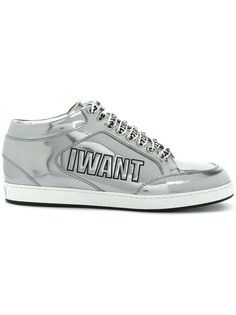 Jimmy Choo кроссовки Miami