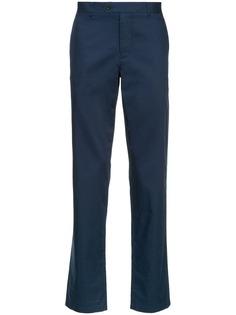 Durban классические однотонные брюки-чинос D'urban