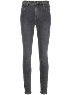 J Brand выцветшие джинсы кроя слим