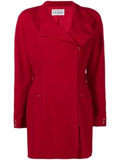 Gianfranco Ferre Pre-Owned куртка с застежкой на молнии