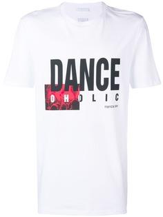 Neil Barrett футболка Danceoholic