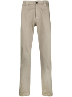C.P. Company базовые брюки-чинос