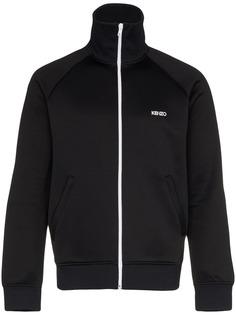 Kenzo спортивная куртка с принтом логотипа