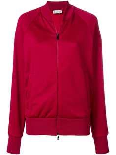 Moncler side stripe bomber jacket