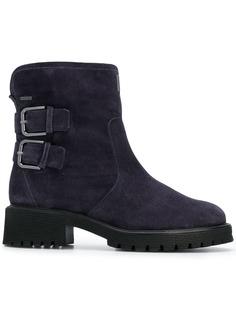 Hogl block military boots