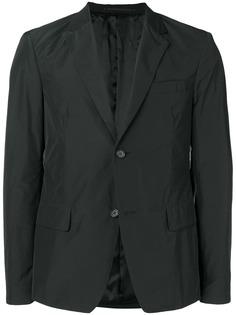 Prada приталенный пиджак с длинными рукавами