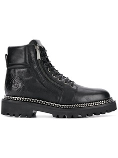 Balmain ботинки на молнии