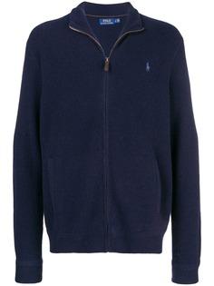Polo Ralph Lauren wool zipped up cardigan