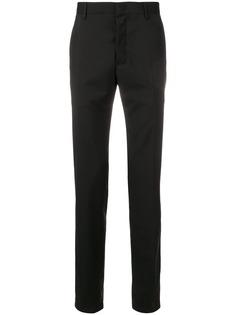 LANVIN tailored stripe slim trousers