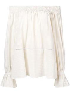 Zeus+Dione блузка с открытыми плечами Atros