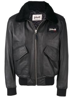 Schott куртка-бомбер