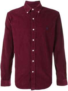 Polo Ralph Lauren приталенная вельветовая рубашка