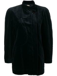 Krizia Pre-Owned пиджак свободного кроя с длинным рукавом