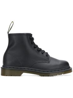 Dr. Martens ботинки на шнуровке