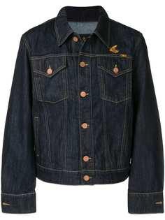 Vivienne Westwood Anglomania джинсовая куртка свободного кроя