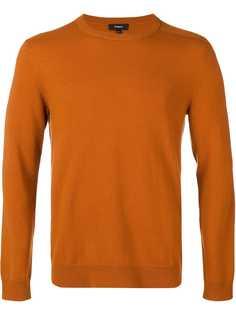 7cb4f8b4195f Theory свитер с круглым вырезом