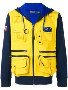 Polo Ralph Lauren куртка Hi Tech на молнии