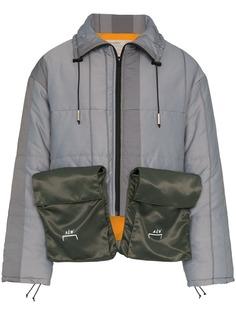 A-COLD-WALL* укороченный пуховик с двумя карманами
