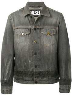Diesel джинсовая куртка N-Hill