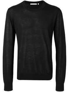 Helmut Lang свитер с логотипом