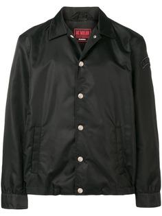 Diesel куртка-бомбер с заплаткой с логотипом